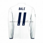 Neues Real Madrid 2016-17 Fussball Trikot Bale 11 Langarm Heimtrikot Shop..