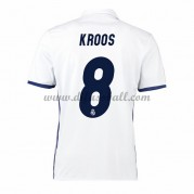Neues Real Madrid 2016-17 Fussball Trikot Kroos 8 Kurzarm Heimtrikot Shop..