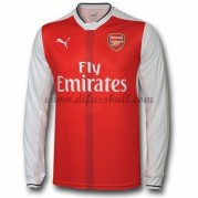 Neues Arsenal 2016-17 Fussball Trikot Langarm Heimtrikot Shop..