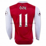 Neues Arsenal 2016-17 Fussball Trikot Ozil 11 Langarm Heimtrikot Shop..