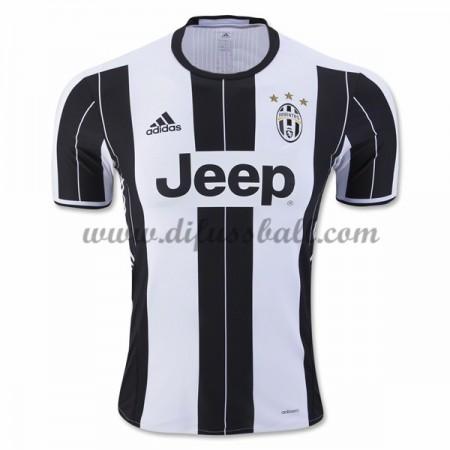 Neues Juventus 2016-17 Fussball Trikot Kurzarm Heimtrikot Shop