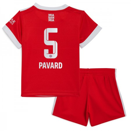 Bayern München Fußballtrikots Kinder 2018-19 James Rodriguez 11 Heim Trikotsatz Kurzarm