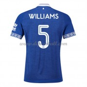 Fussballtrikots Günstig Everton 2018-19 Ashley Williams 5 Heimtrikot Kurzarm..