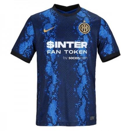 Fussballtrikots günstig Inter Milan 2017-18 Heimtrikot Kurzarm