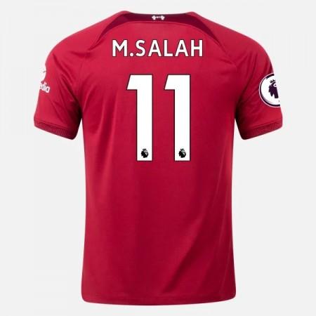 Fussballtrikots Günstig Liverpool 2018-19 Mohamed Salah 11 Heimtrikot Kurzarm