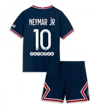 Fußball trikotsatz kinder Paris Saint Germain Psg 2017-18 Neymar Jr 10 Heim Fußballtrikots Kurzarm