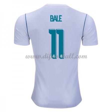 Fussballtrikots günstig Real Madrid 2017-18 Gareth Bale 11 Heimtrikot Kurzarm