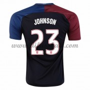 Nationaltrikot USA 2016 Fabian Johnson 23 Kurzarm Auswärts Fußballtrikots..