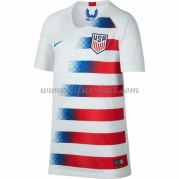 USA Nationaltrikot 2018 Heim Fußballtrikots Kurzarm..