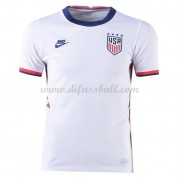 USA Nationaltrikot 2021 Heim Fußballtrikots Kurzarm..