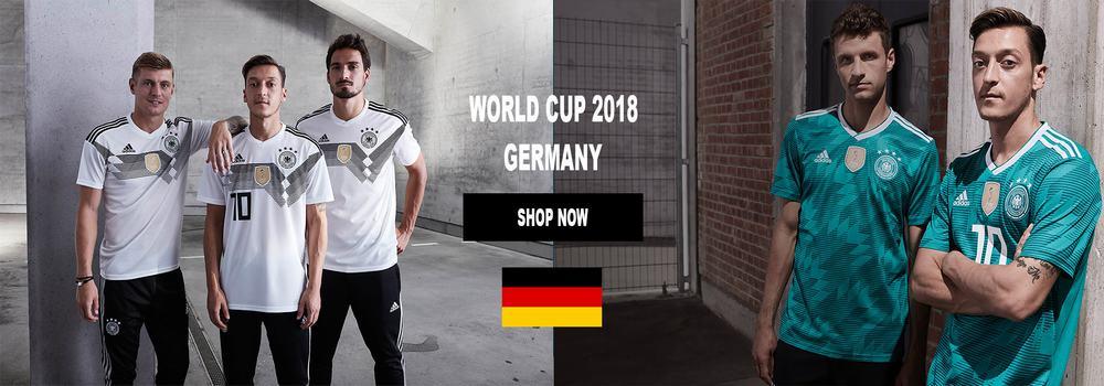 Deutschland WM trikot 2018