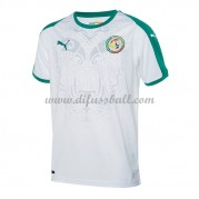Senegal Nationaltrikot 2018 Heim Fußballtrikots Kurzarm..