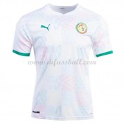Senegal Nationaltrikot 2021 Heim Fußballtrikots Kurzarm..